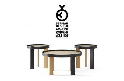 TemaHome võitis German Design Awardi!